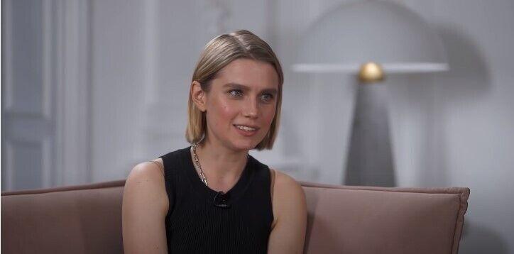Актриса дала откровенное интервью