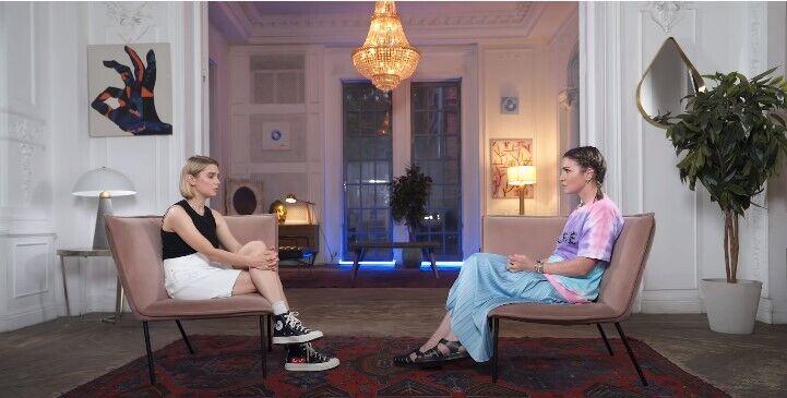 Мельника дала честное интервью
