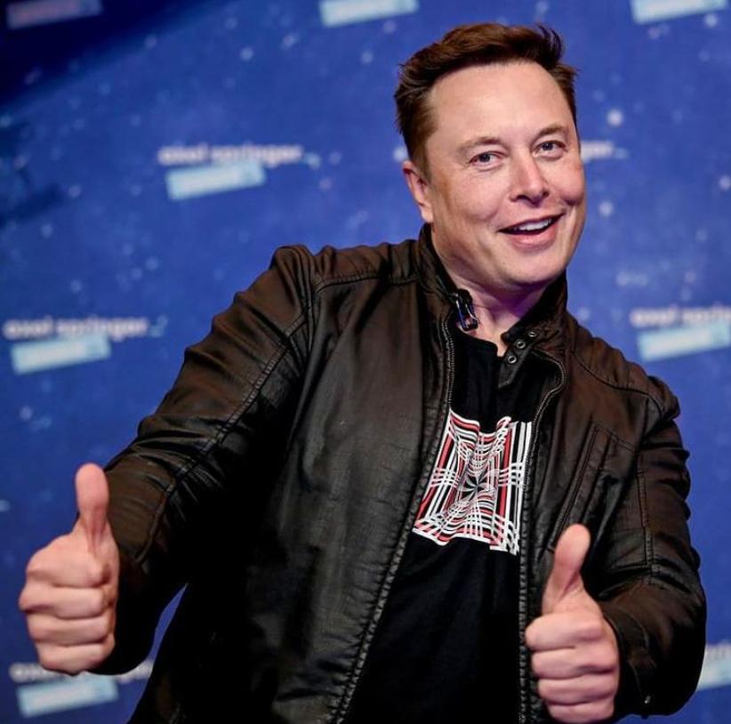 Американский миллиардер, основатель компаний SpaceX и Tesla Илон Маск