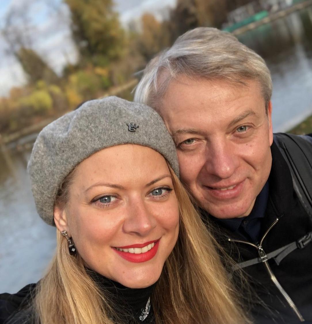 Татьяна Литвинова заявила о разводе.
