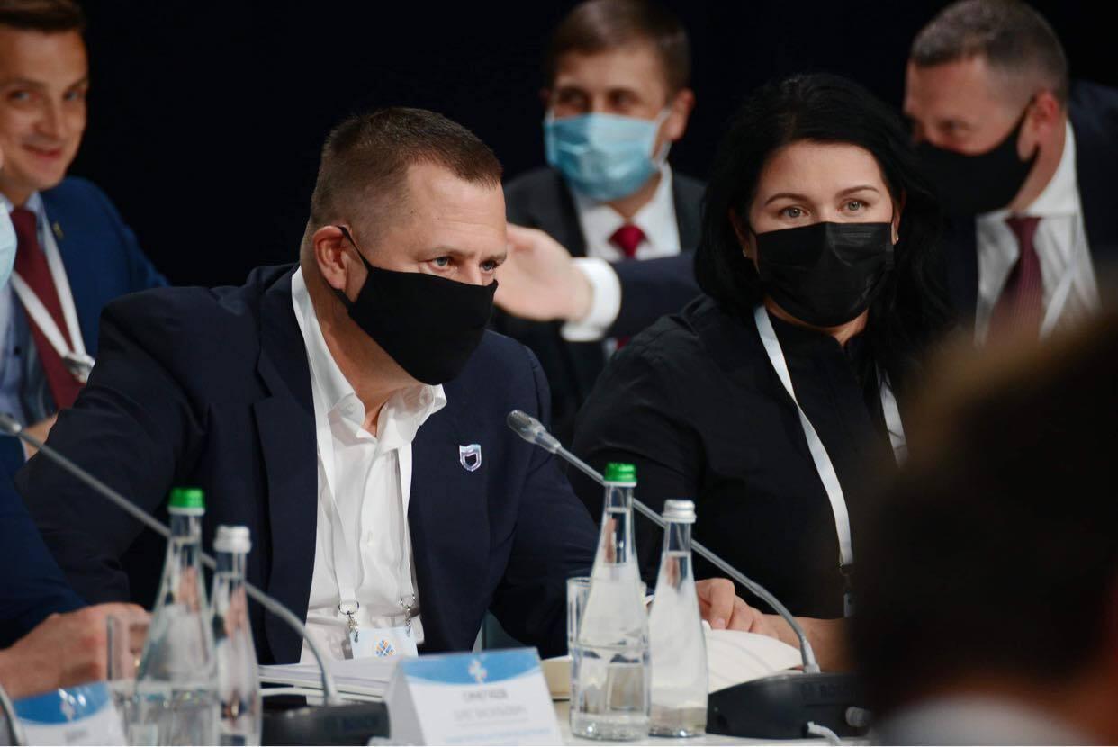 Зеленський наголосив на спільній моделі фінансування реконструкції парку Глоби у Дніпрі