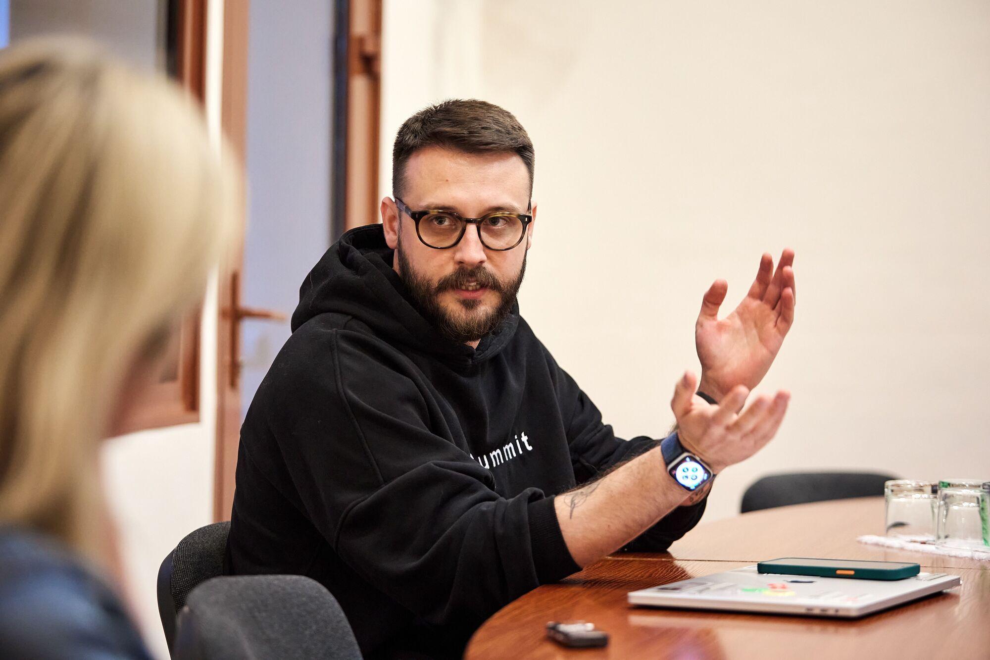 """Розробник Дії про """"Україну в смартфоні"""": в США наші досягнення називають революцією. Інтерв'ю"""