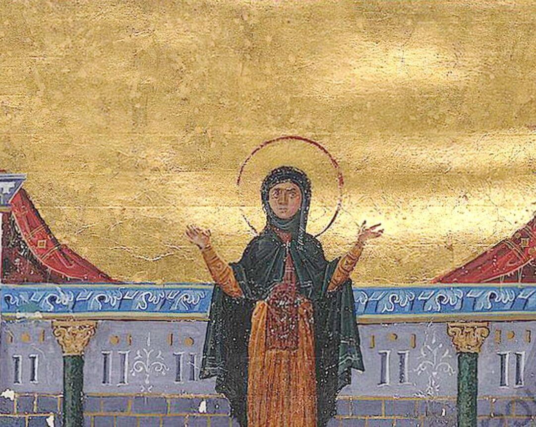Верующие 9 июня почитают мученицу Феодору Александрийскую