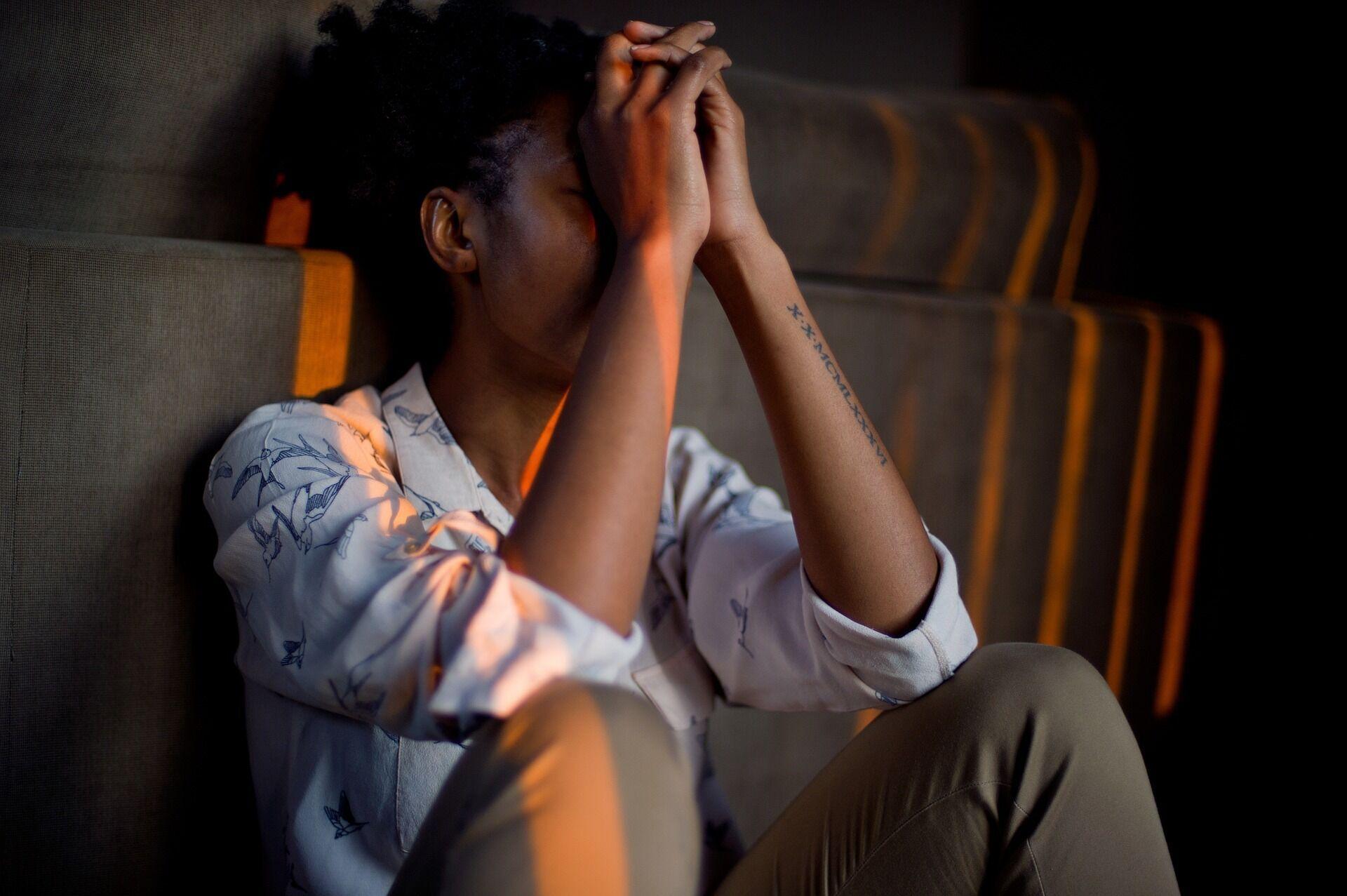 Хронический стресс приводит к преждевременному старению организма