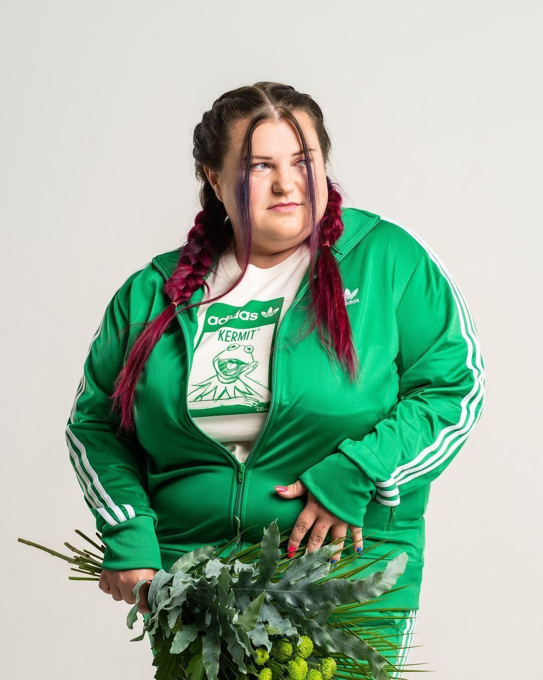 Украинская рэп-исполнительница Alyona Alyona