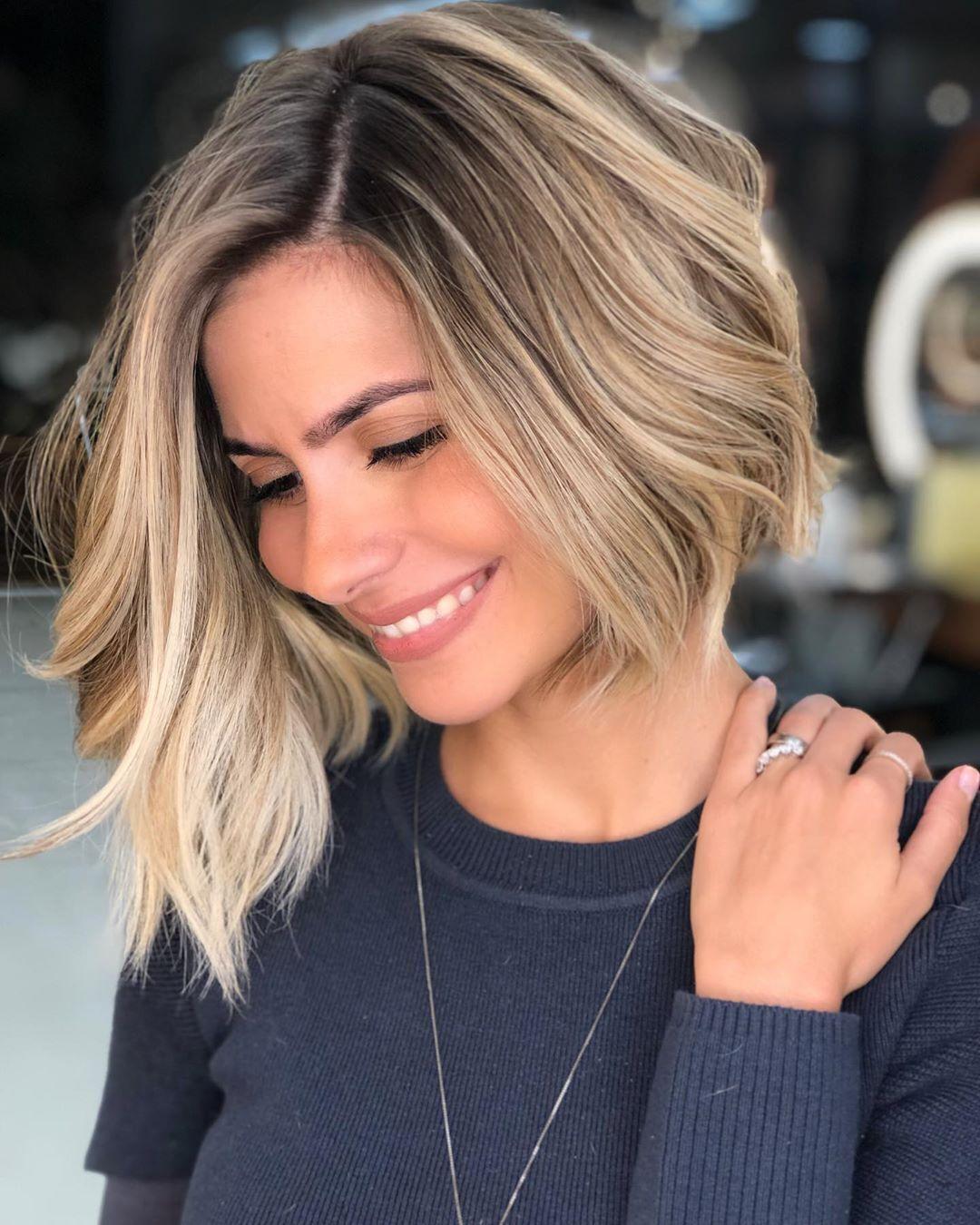 Идеальная стрижка зависит от работы парикмахера и от текстуры