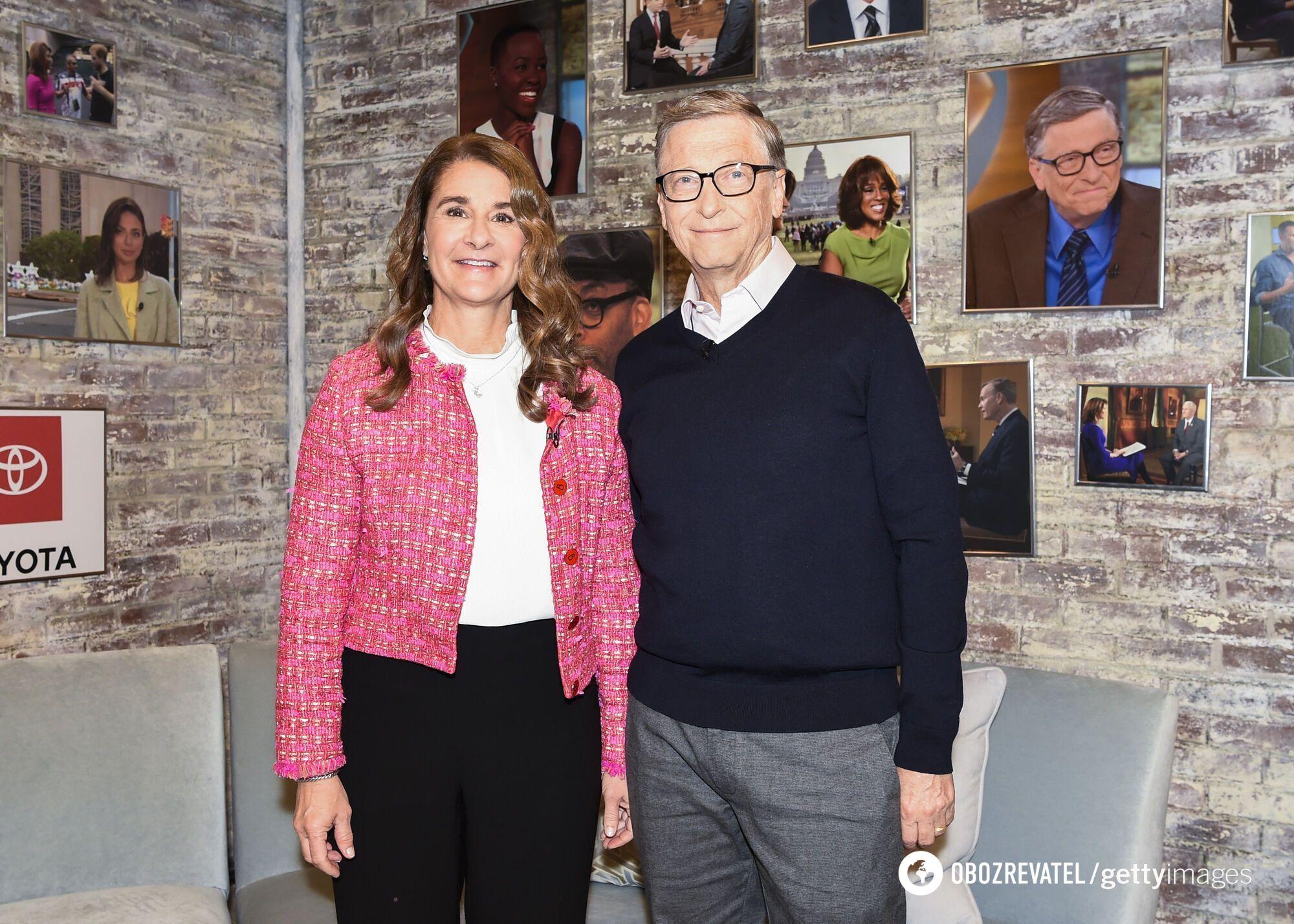 СМИ назвали причины развода Билла и Мелинды Гейтсов.