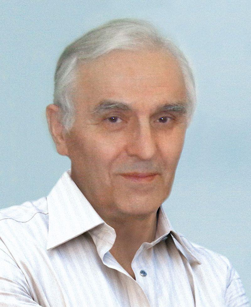 Виталий Ковалинский (1941-2019) – известный краевед.
