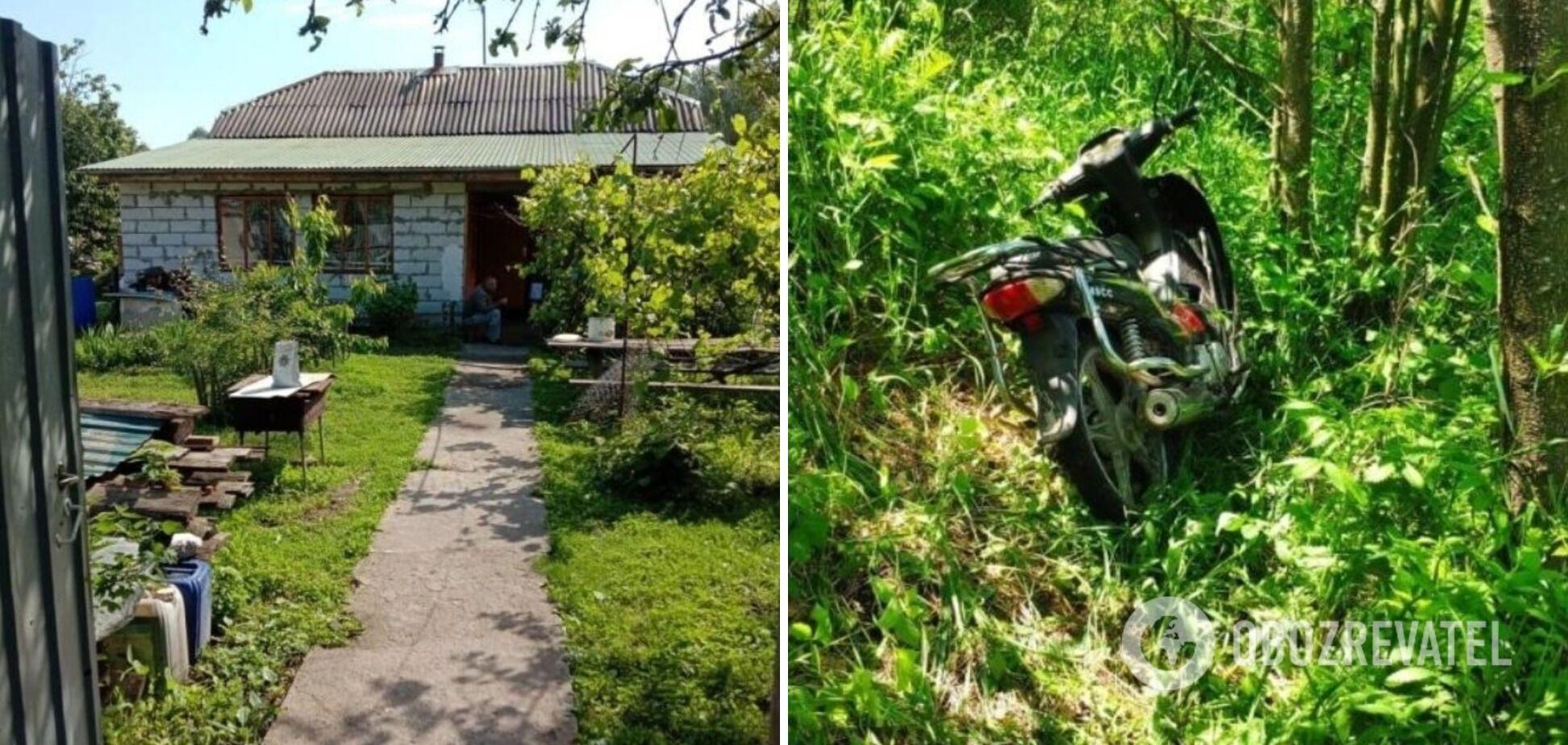 Правоохранители задержали подозреваемого в убийстве жителя соседнего села