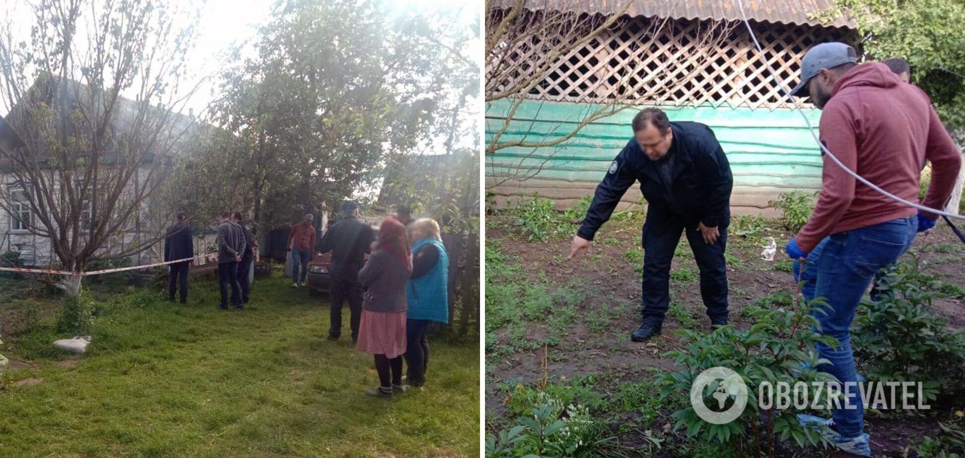 Убийство произошло в селе Грубское Коростышевской общины