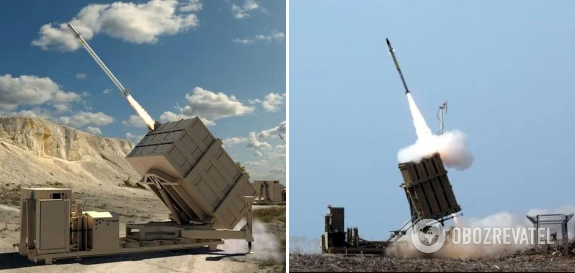 Система ППО Enduring Shield і ЗРК ближньої дії Iron Dome