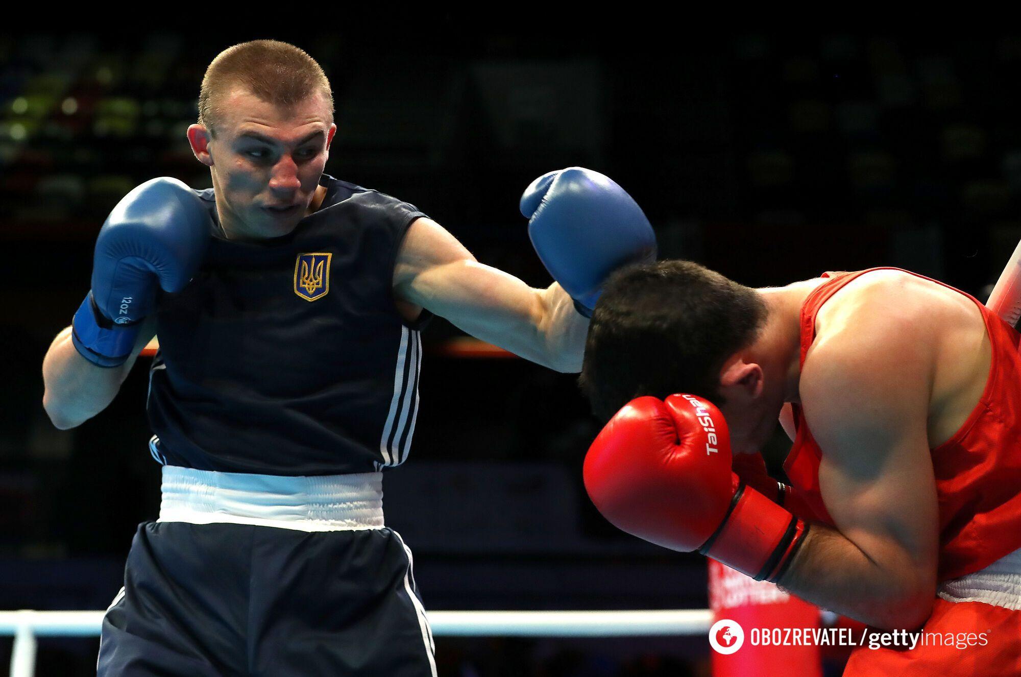 Александр Хижняк завоевал лицензию на Олимпиаду.