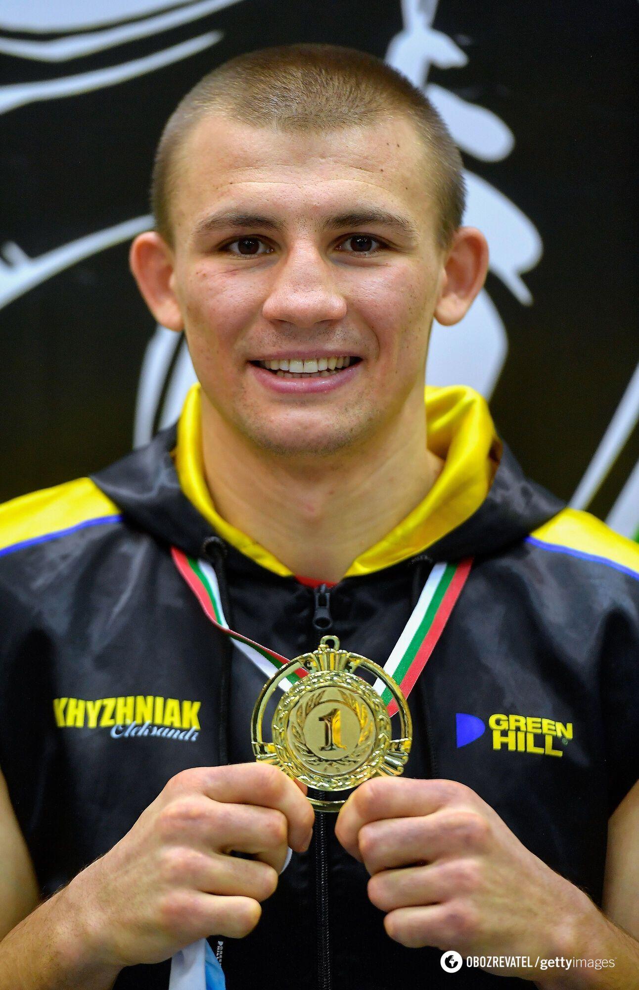 Олександр Хижняк.
