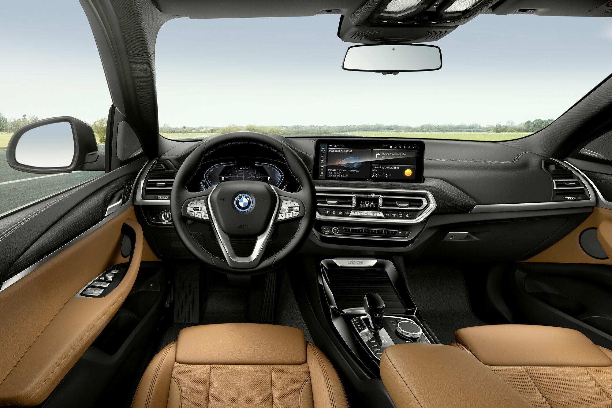 BMW Live Cockpit Plus