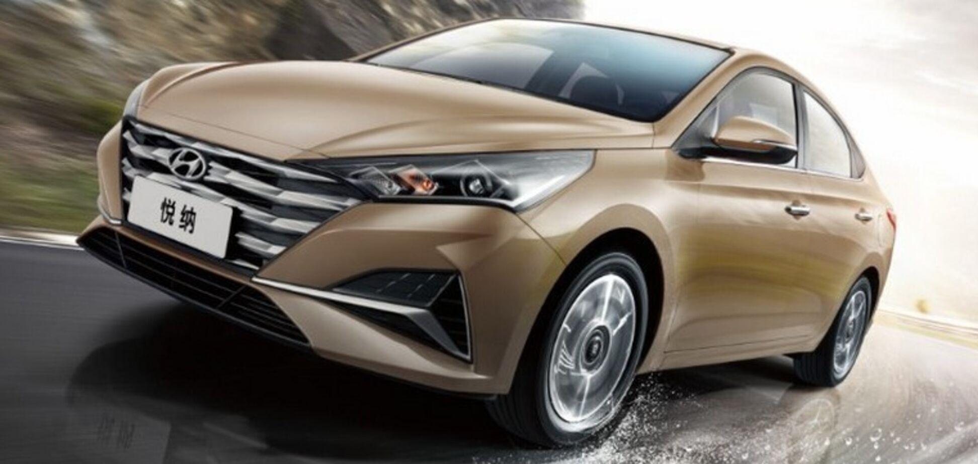 Hyundai Accent – самый экономный седан