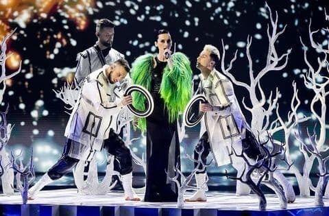 Популярний гурт Go_A, який представляв Україну на Євробаченні 2021