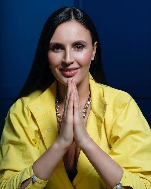 Как выглядит украинская певица Мила Нитич