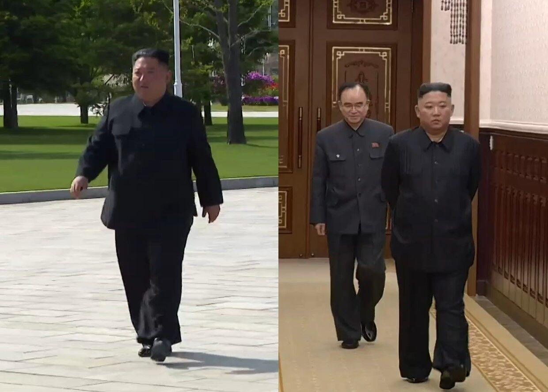 Резкое похудение Ким Чен Ына вызвало новую волну слухов о его болезни. Фото