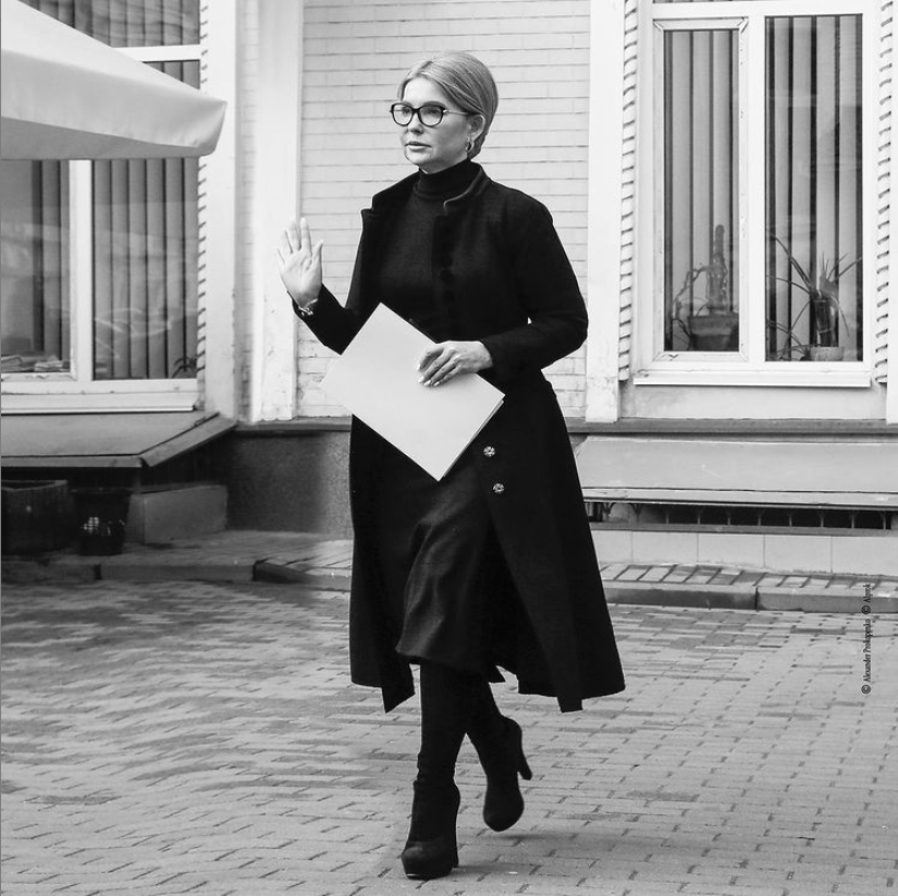 Стильна Юлія Тимошенко