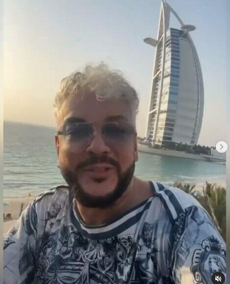 Киркоров записал видеообращение