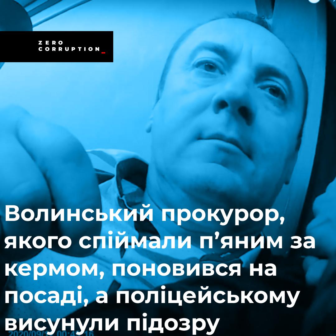 Прокурор Микола Троцюк