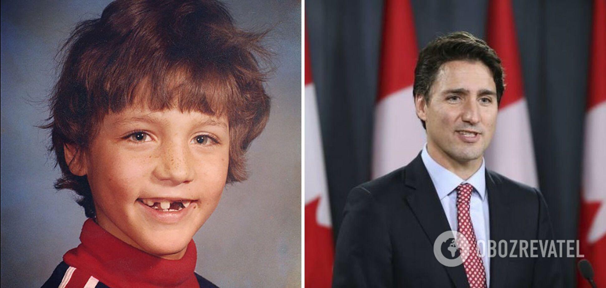 Батько Джастіна Трюдо був прем'єр-міністром Канади.