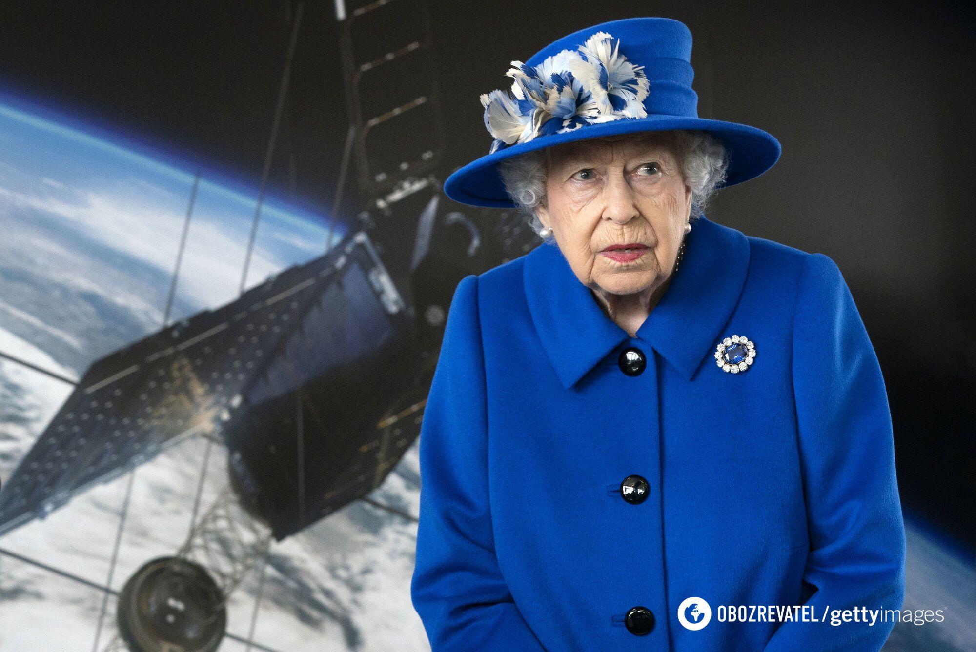 Королева показала стильне вбрання