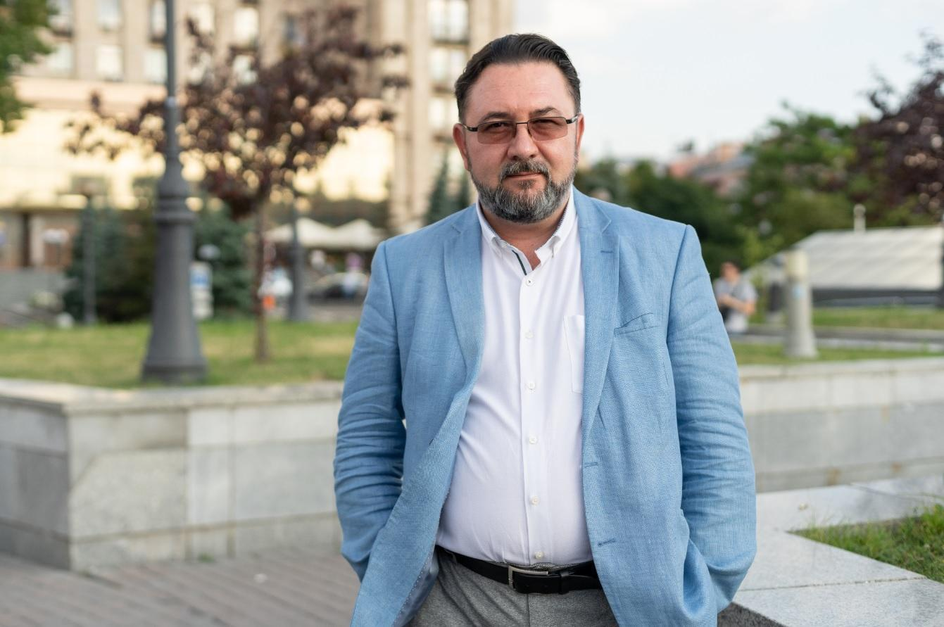 Нардеп Никита Потураев