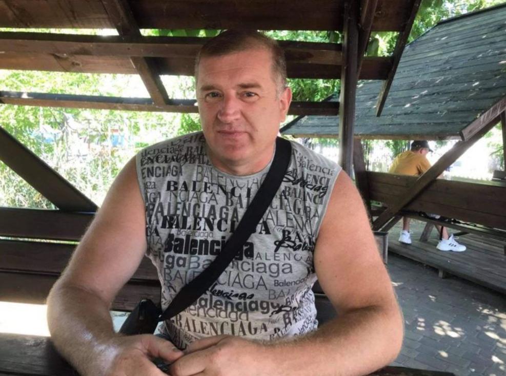 Олександр Довбик, батько форварда збірної України.