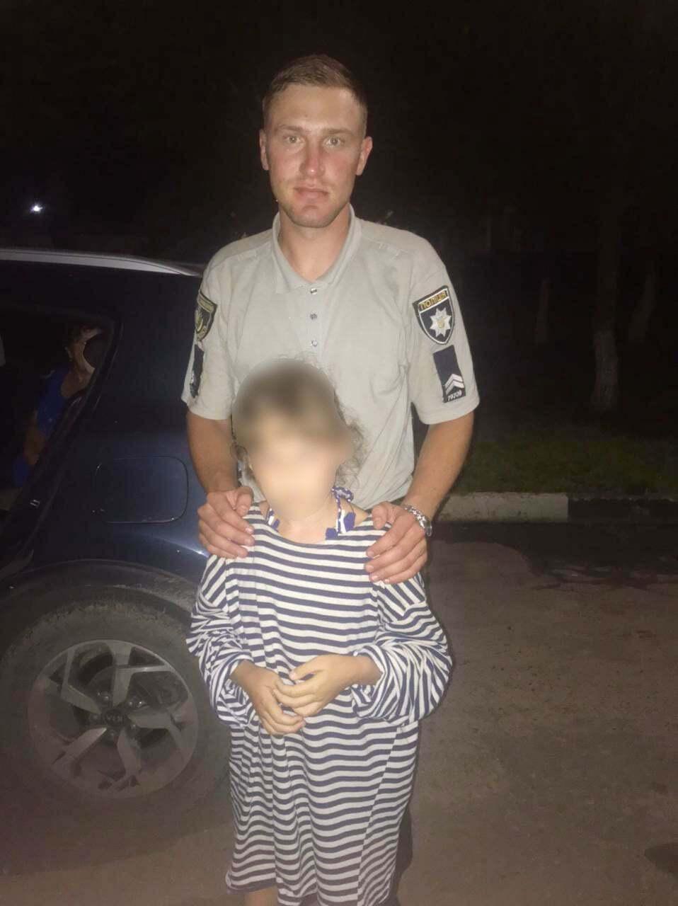 Заблукалу дівчинку знайшли в Приморському
