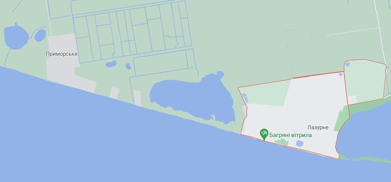 Дитина пройшла узбережжям 7 км від Лазурного до Приморського