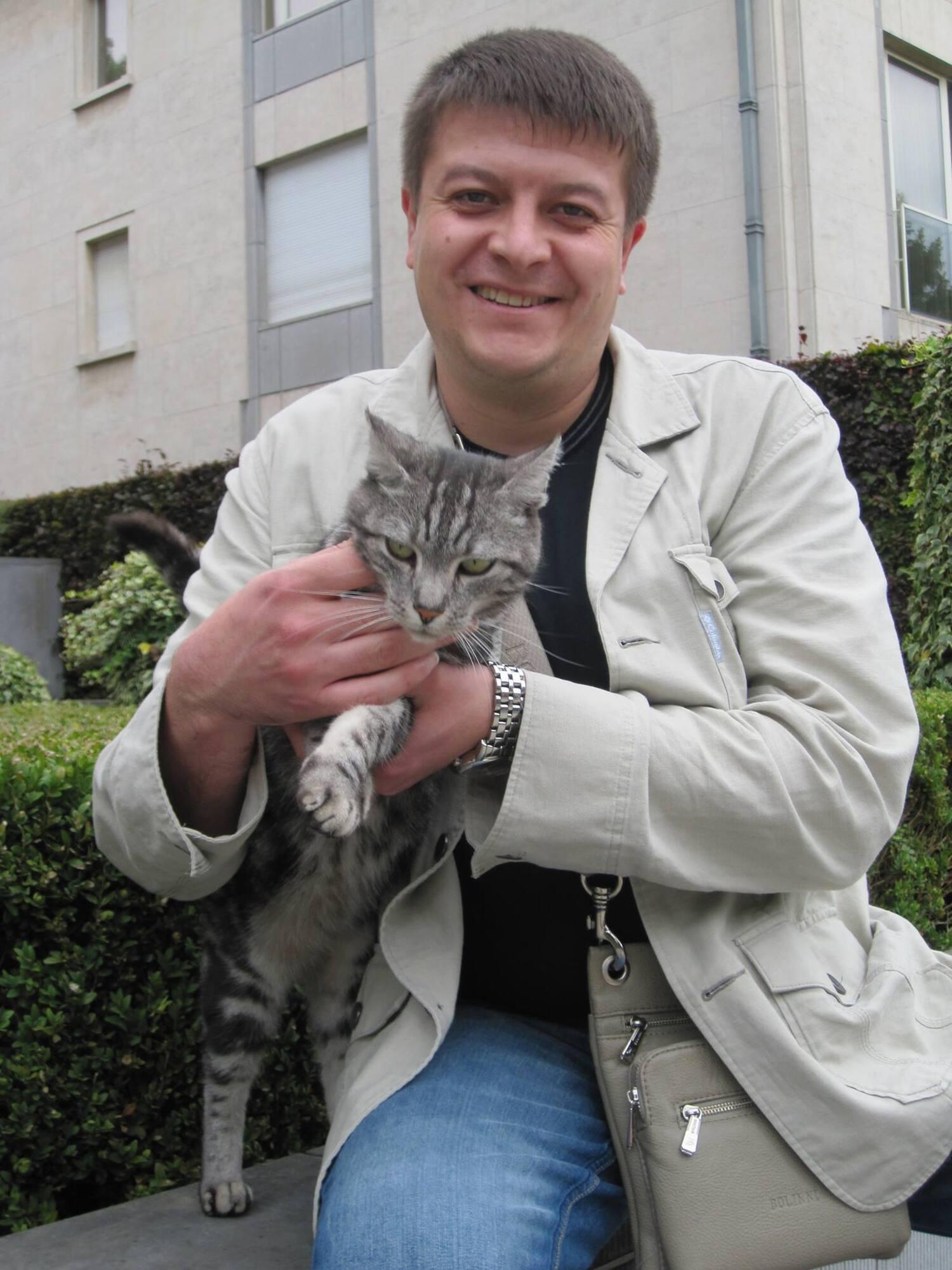 Український журналіст раптово помер у Франції