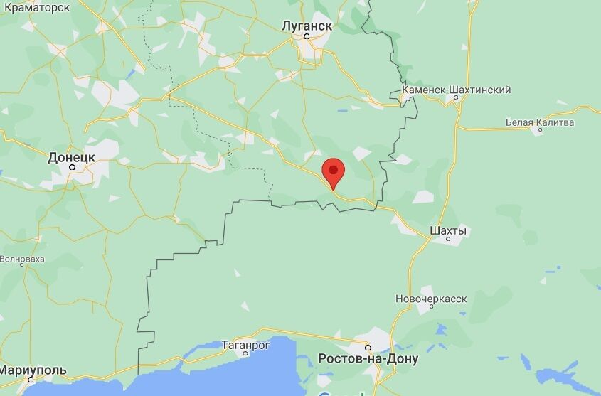 Зеленопілля Луганської області.