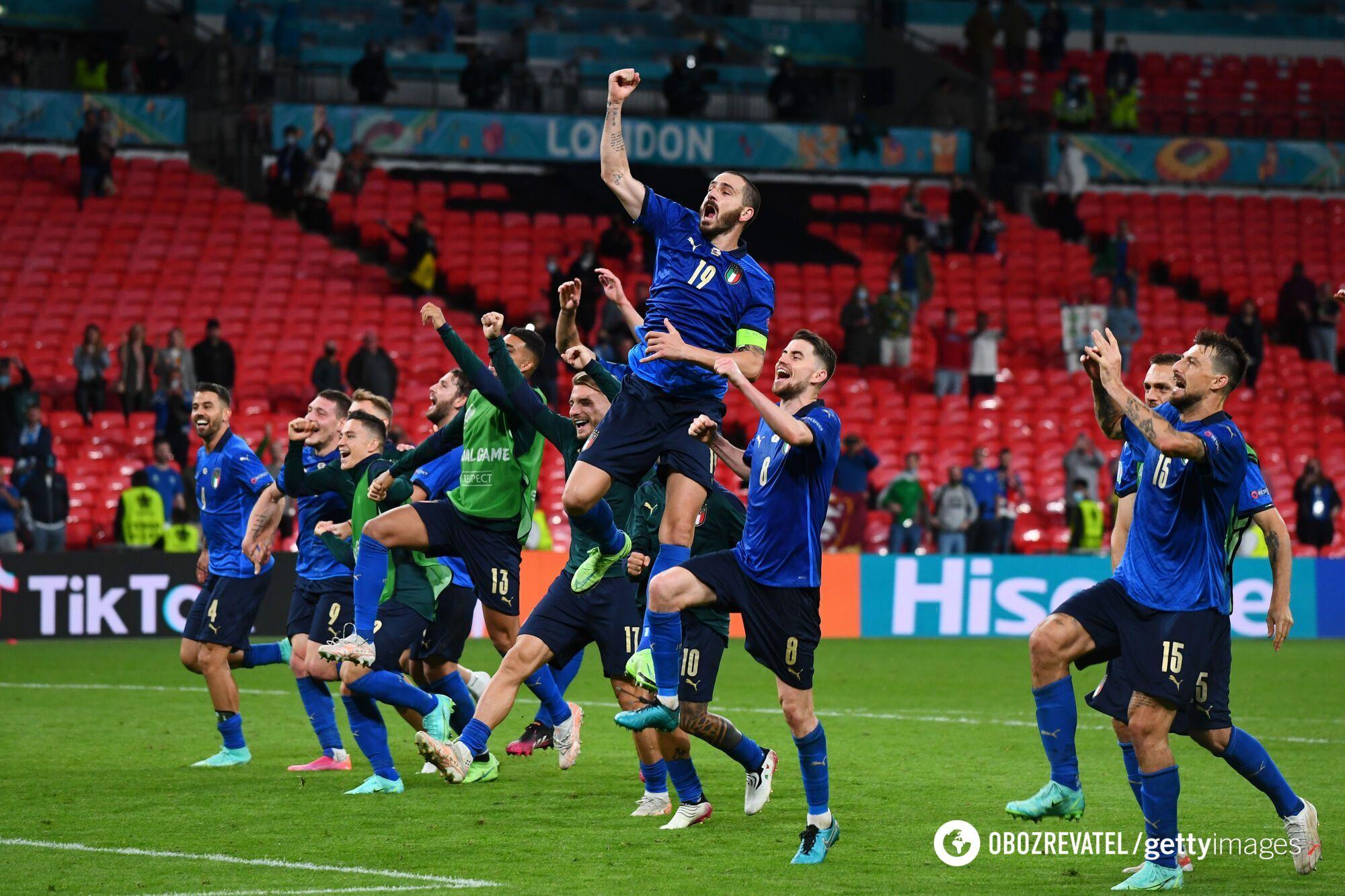 Збірна Італії з футболу