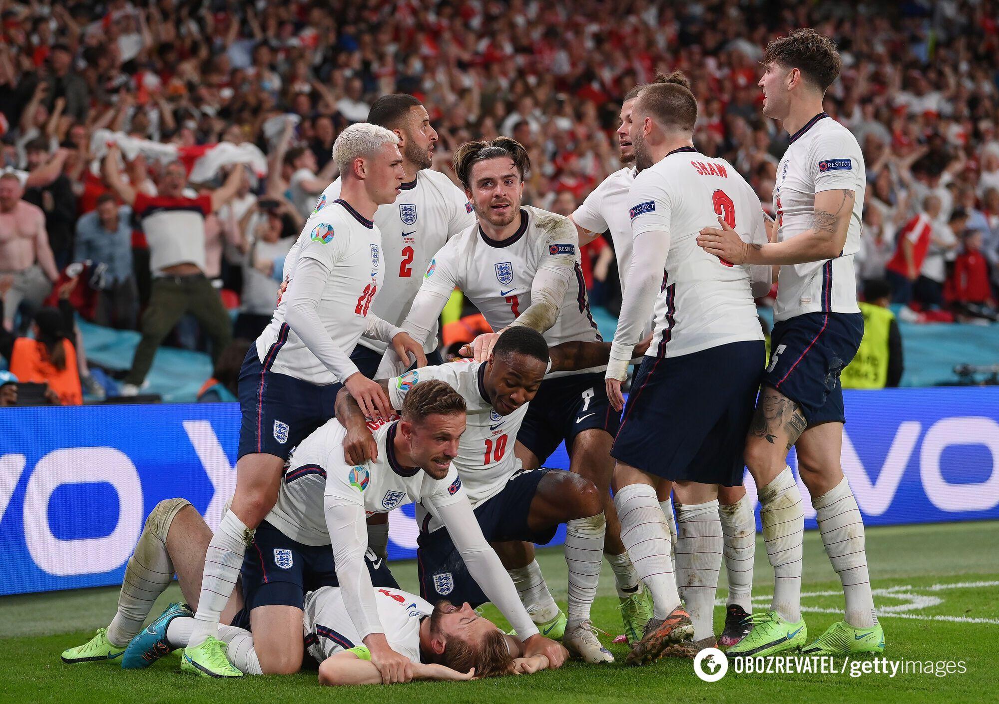 Збірна Англії з футболу
