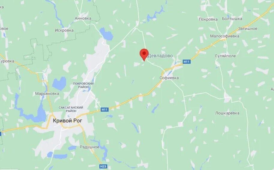 Злочин трапився у селі Девладове