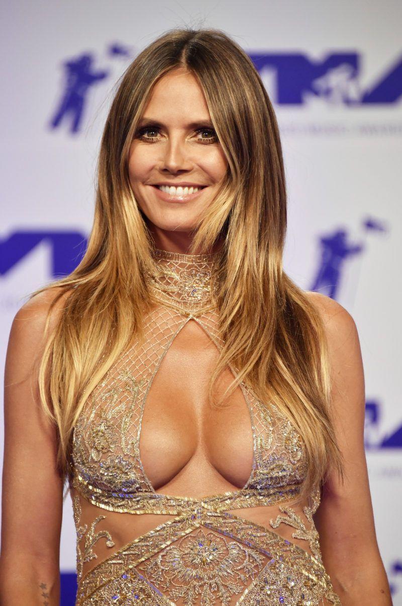 Профессиональную карьеру модели Клум начала в 1992 году