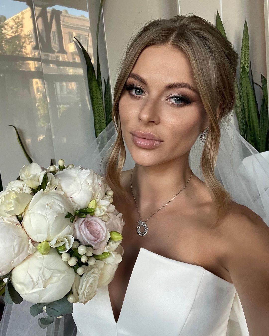 Юліанна Шабанова перед весіллям