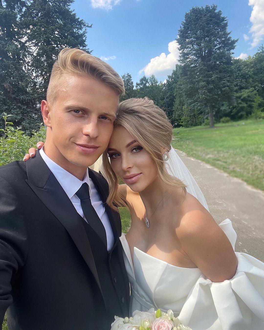 Юліанна й Артем Шабанови