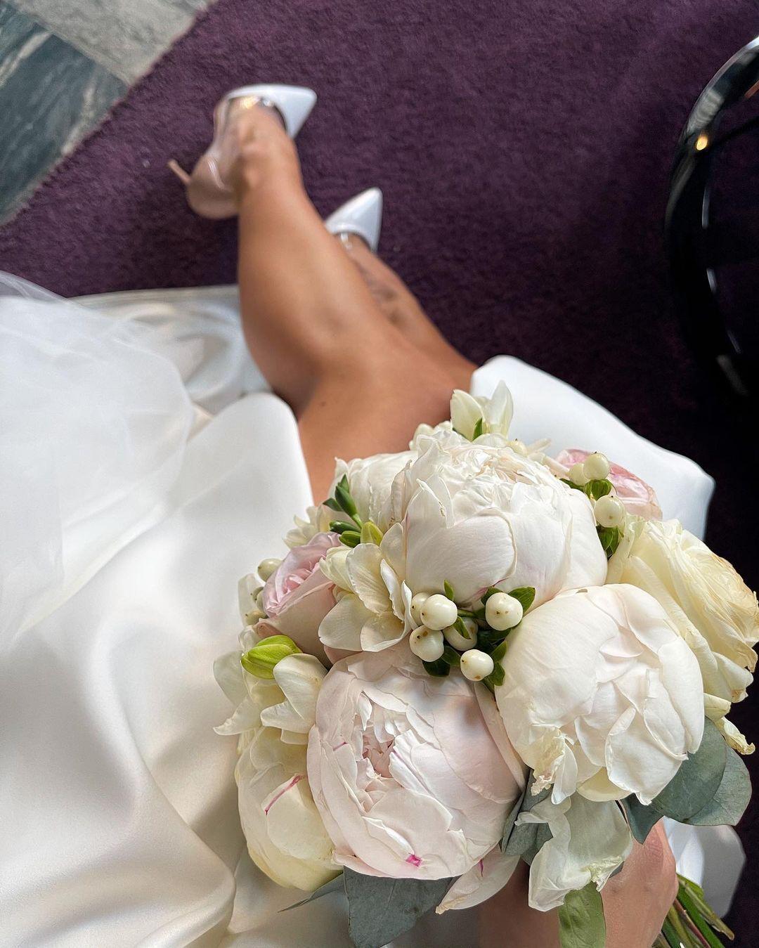 Ноги нареченої