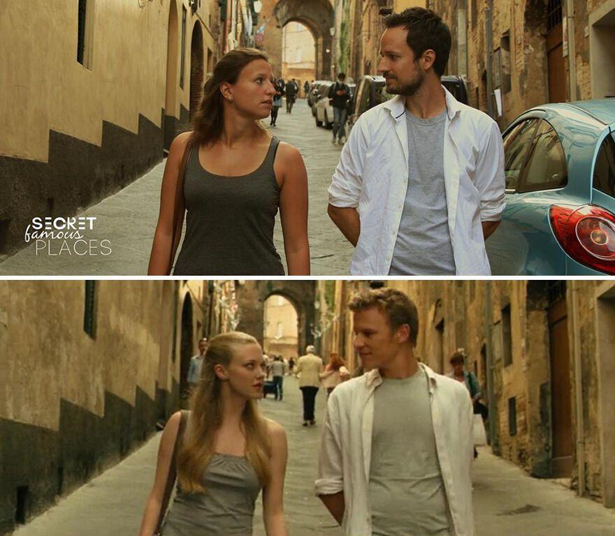 """Пара знайшла місце зйомок фільму """"Листи до Джульєтти"""""""