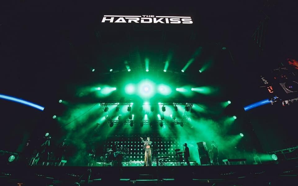 The Hardkiss на фестивалі