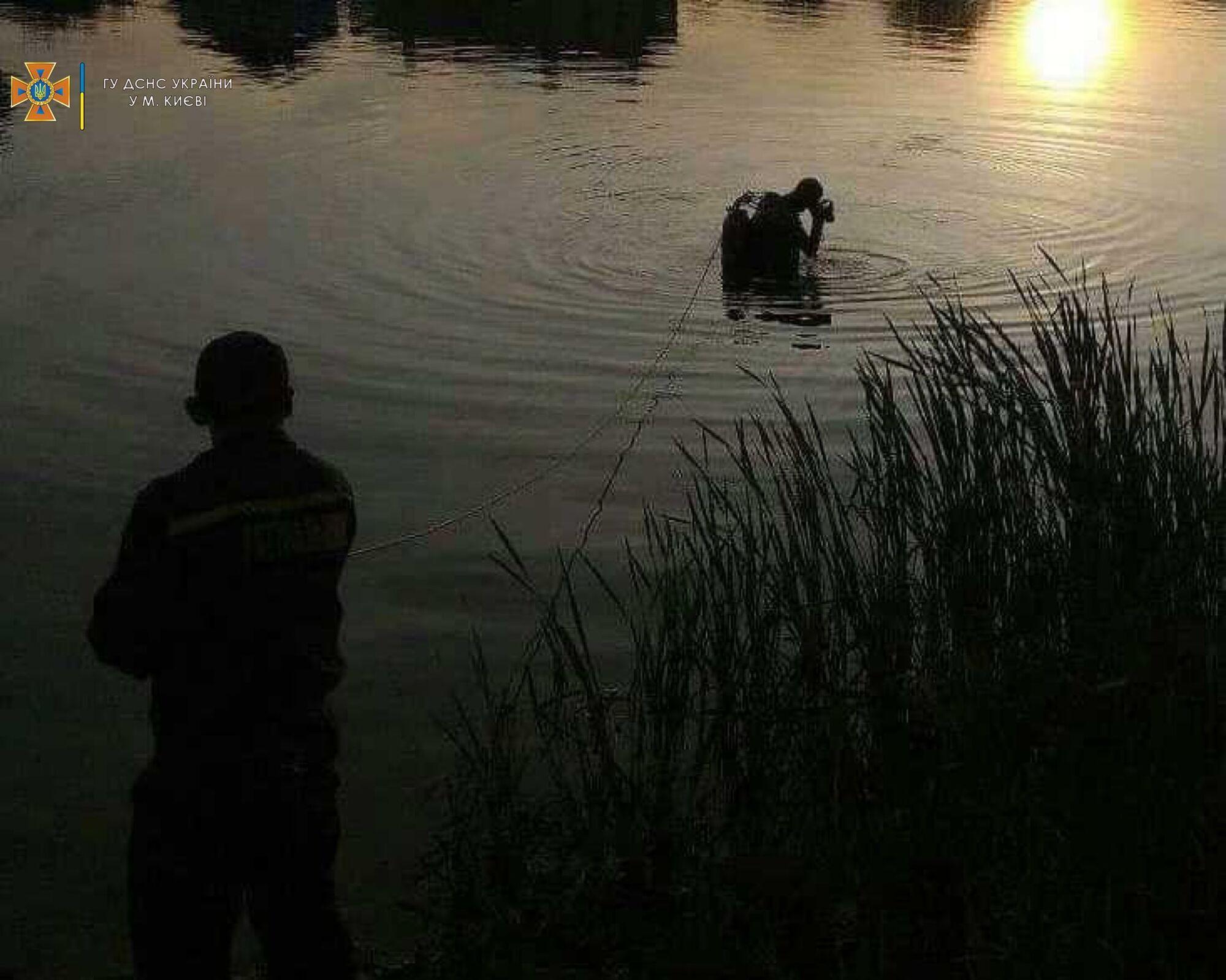 Мужчина утонул в одном из озер Беличанского леса.