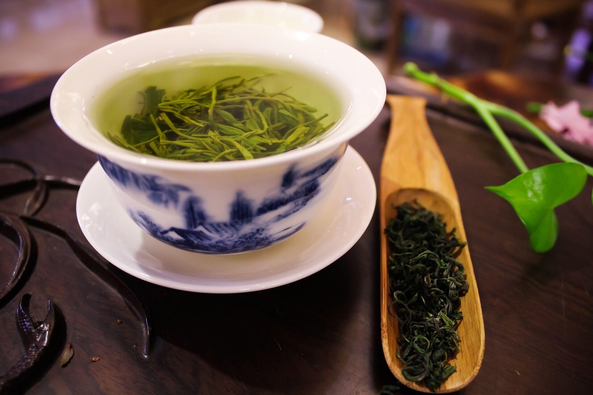 Зеленый чай слишком мочегонный