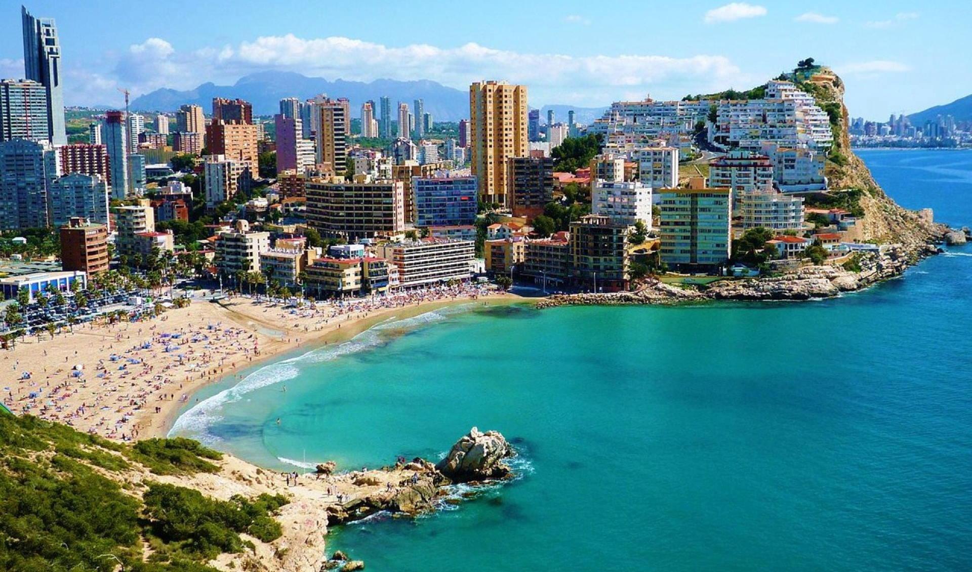 Испанская провинция Аликанте идеально подойдет для пляжного отдыха в бархатный сезон