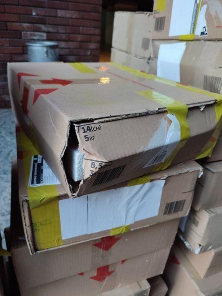 """""""Нова пошта"""" зіпсувала посилку українця за $2800"""