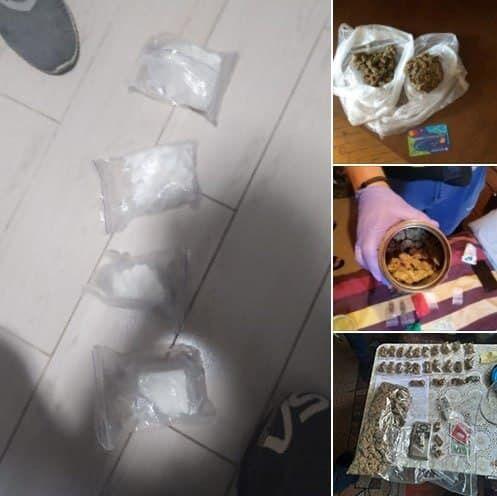 У злоумышленников изъяли наркотики на более 1 млн грн.