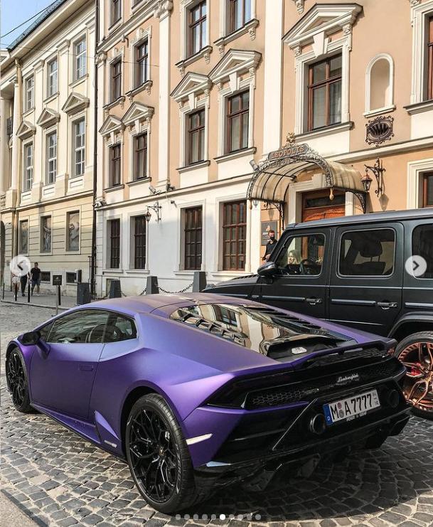 Элитные авто во Львове