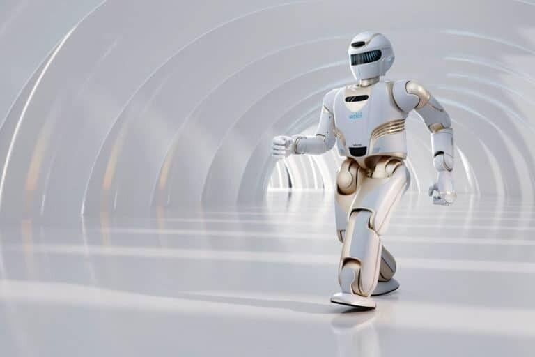 Робот Walker X