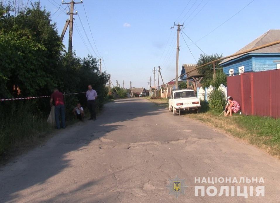 Вулиця, на якій живе ймовірний вбивця
